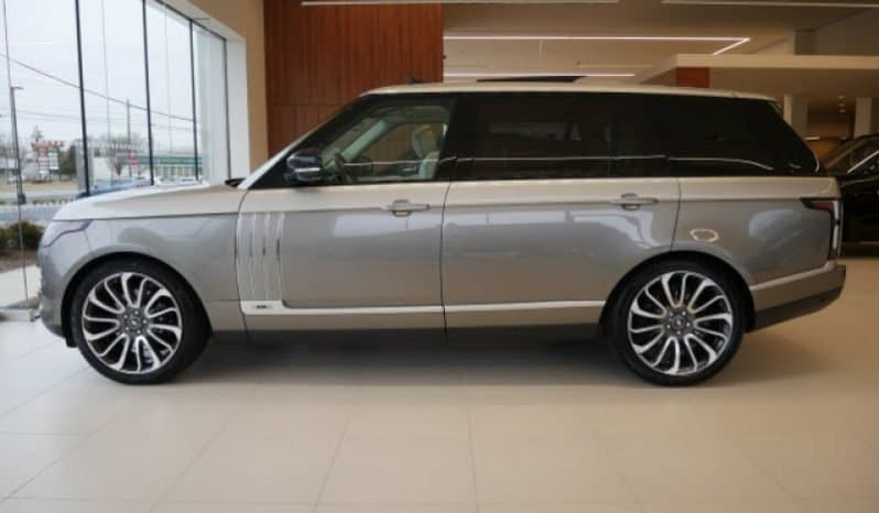 New 2020 Land Rover Range Rover LWB SV Autobiography full
